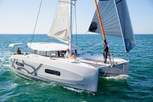 Excess 11 Cruising Catamaran